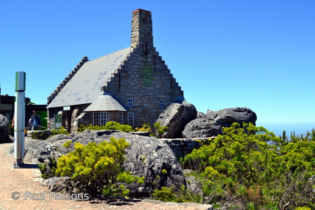 Shop At The Top Table Mountain